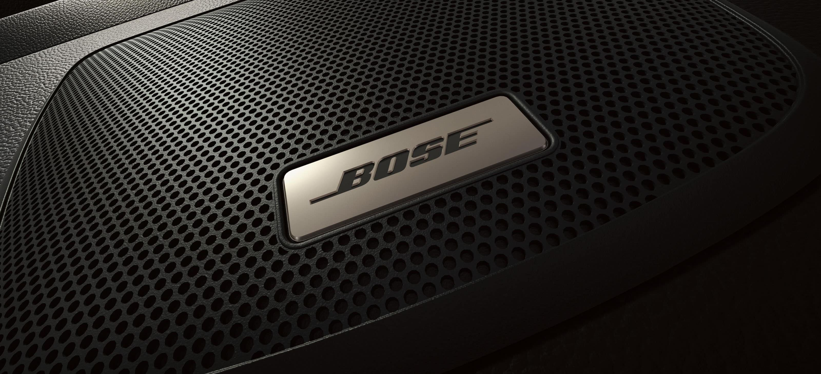 2019 Rogue Sport Bose® Sound System