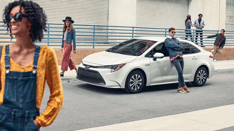 2020 Toyota Corolla Hybrid for Sale near Blue Springs, MO, 64013