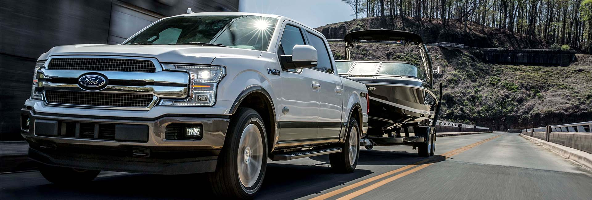 Ford F-150 trim levels