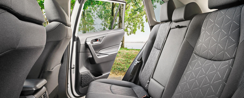 2019 Toyota RAV4 Seating