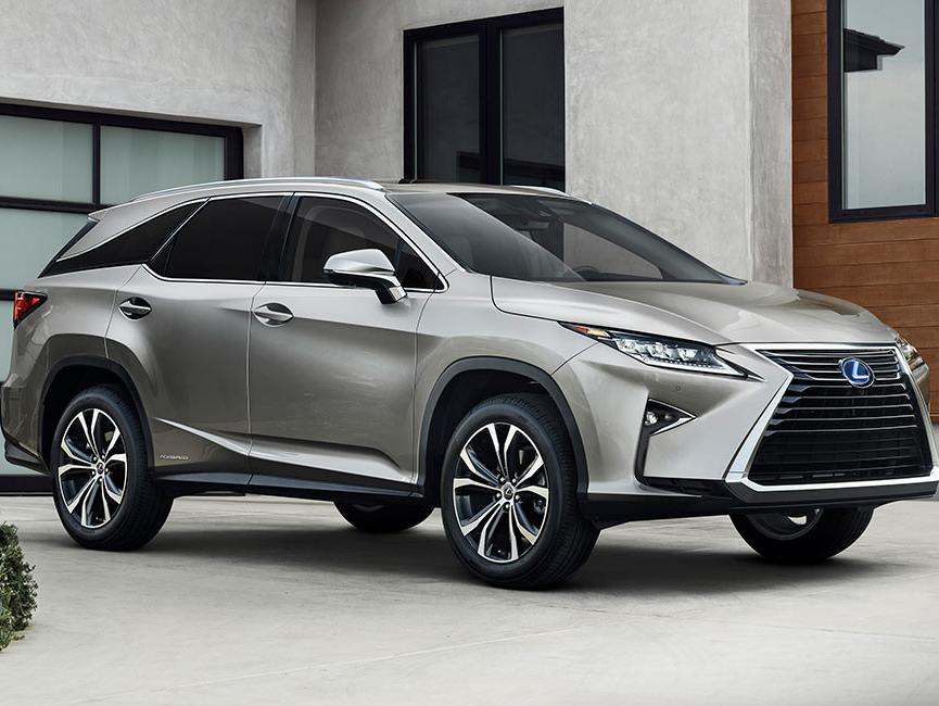 Lexus 3 Row Suv >> Best 3 Row Luxury Family Suv With Seating For 7