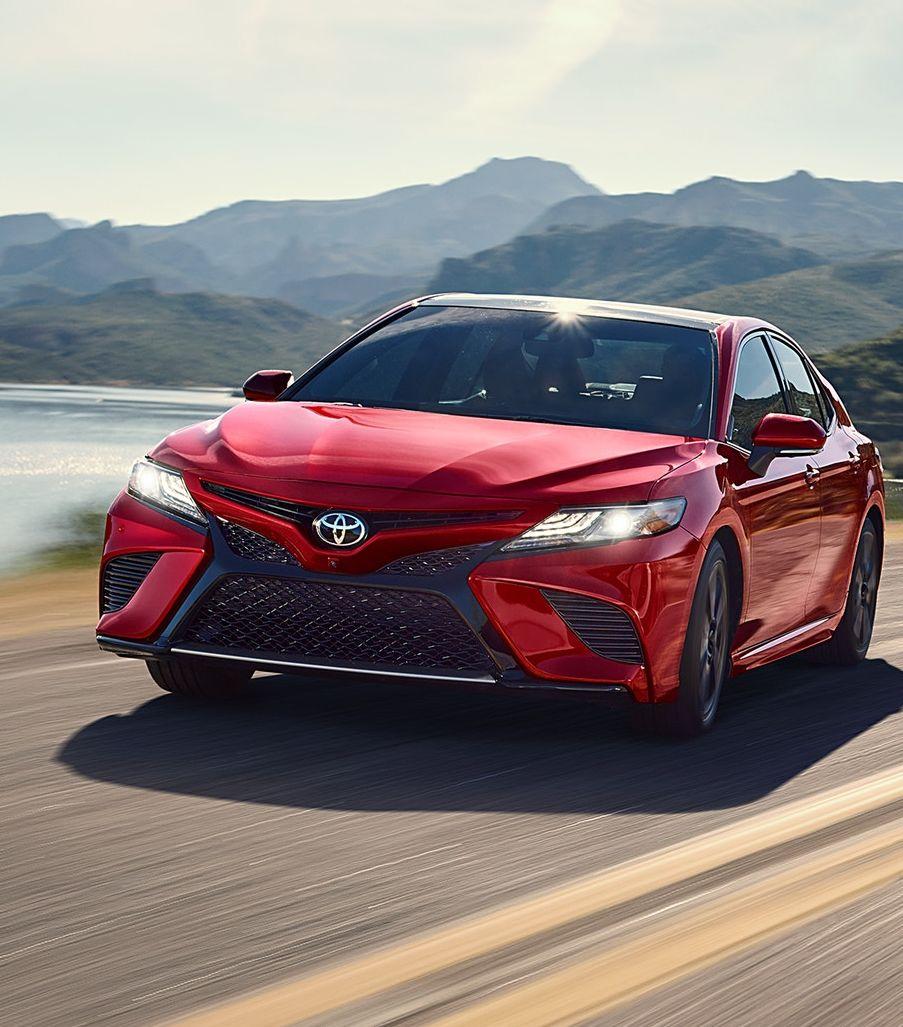 2019 Toyota Camry Financing near Milpitas, CA