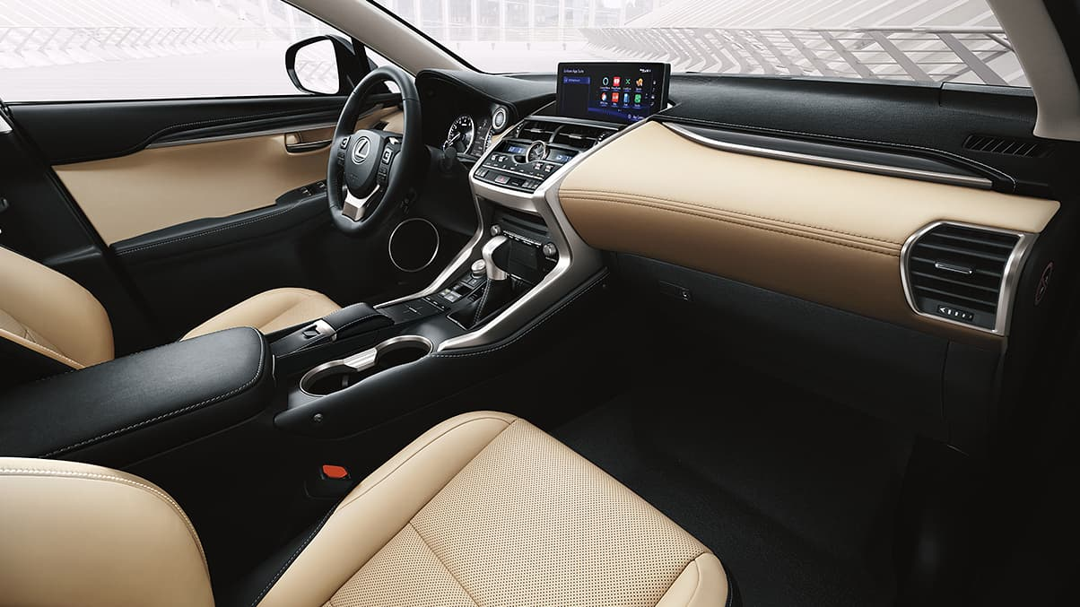 2020 Lexus NX 300 Cockpit