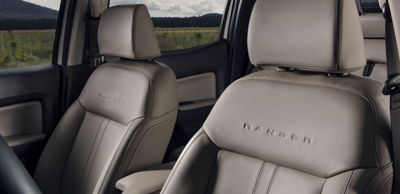 Plush Seating in the 2019 Ranger