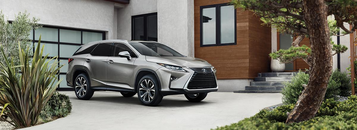Home or Office Lexus test-drive