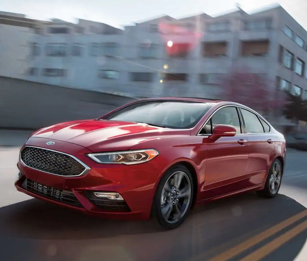 2019 Ford Fusion for Sale near Mesquite, TX