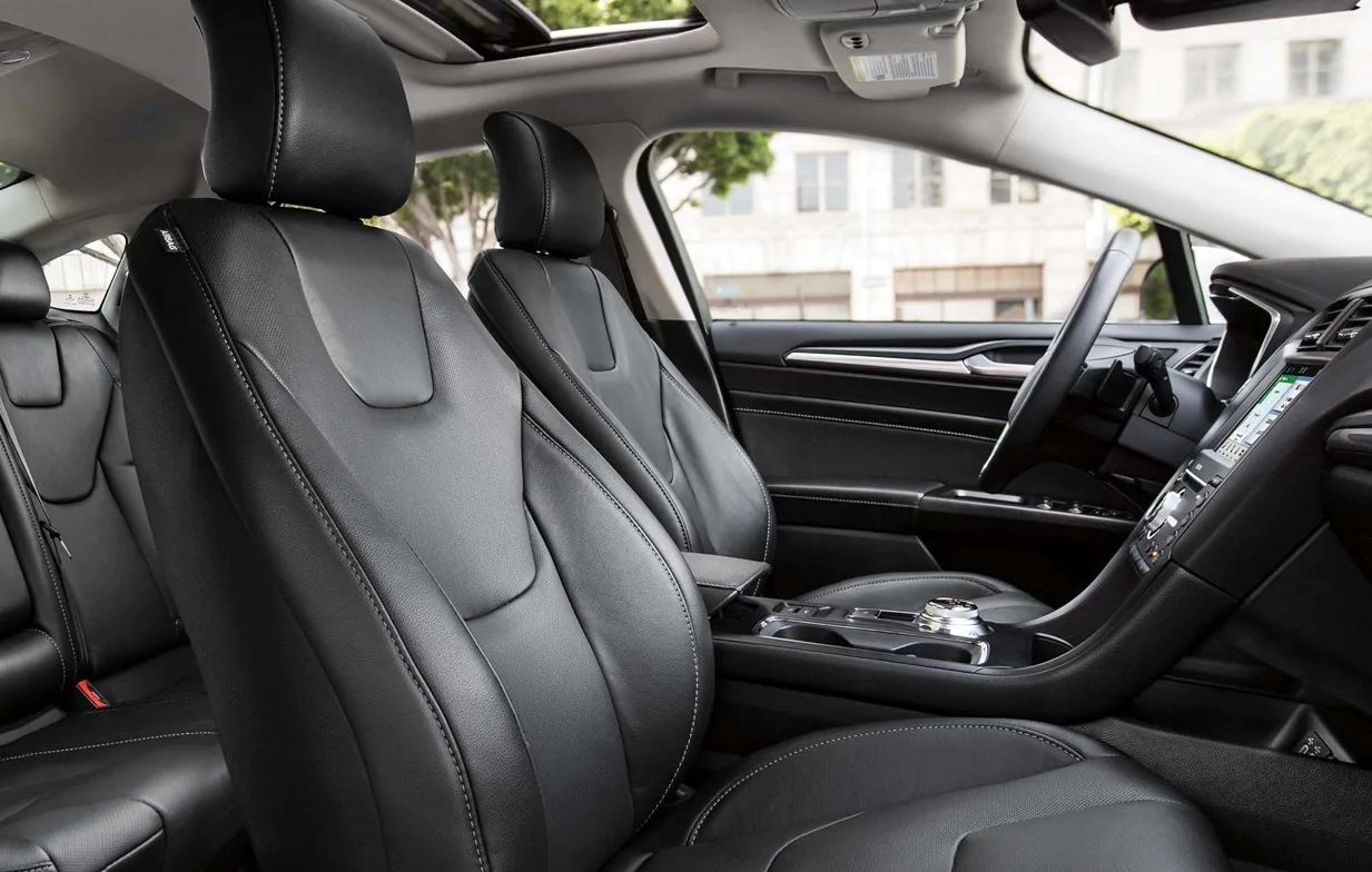 The Well-Protected Interior of the 2019 Fusion