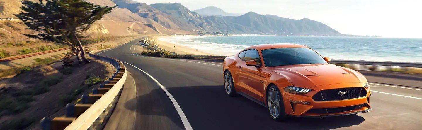 2019 Ford Mustang Leasing near Mesquite, TX