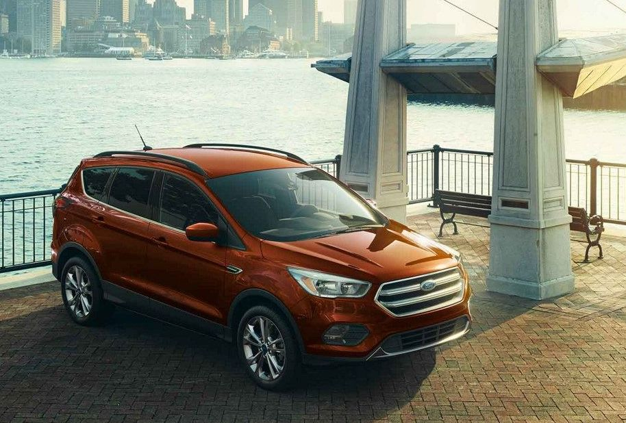 2019 Ford Escape Financing near Mesquite, TX