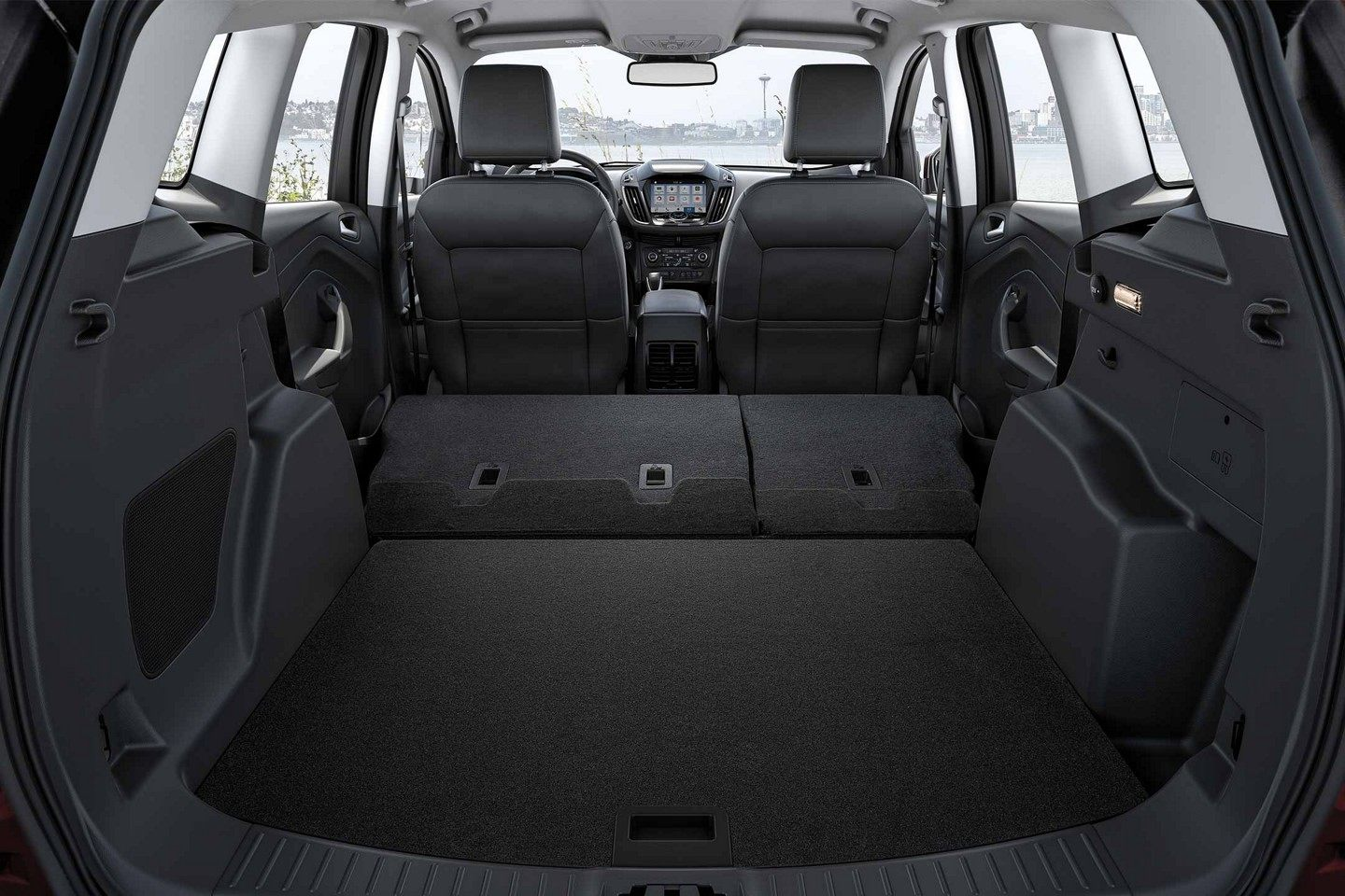 Tons of Capacity in the 2019 Escape