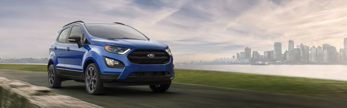 2019 Ford EcoSport Financing near Mesquite, TX