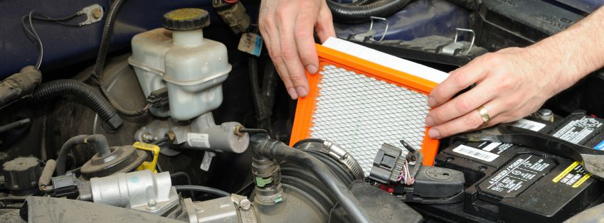 Air Filter Replacement Service near Dallas, TX
