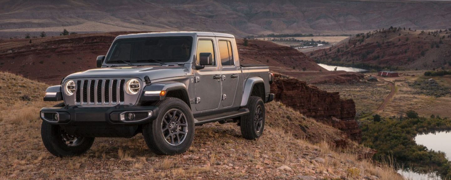 2020 Jeep Gladiator for Sale near Tecumseh, OK