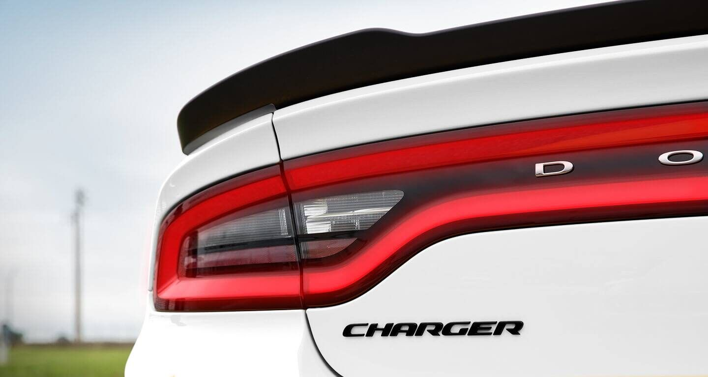 Make a Statement in the 2019 Charger