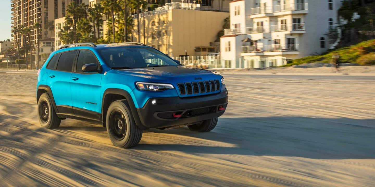 2019 Jeep Cherokee Financing near Norman, OK