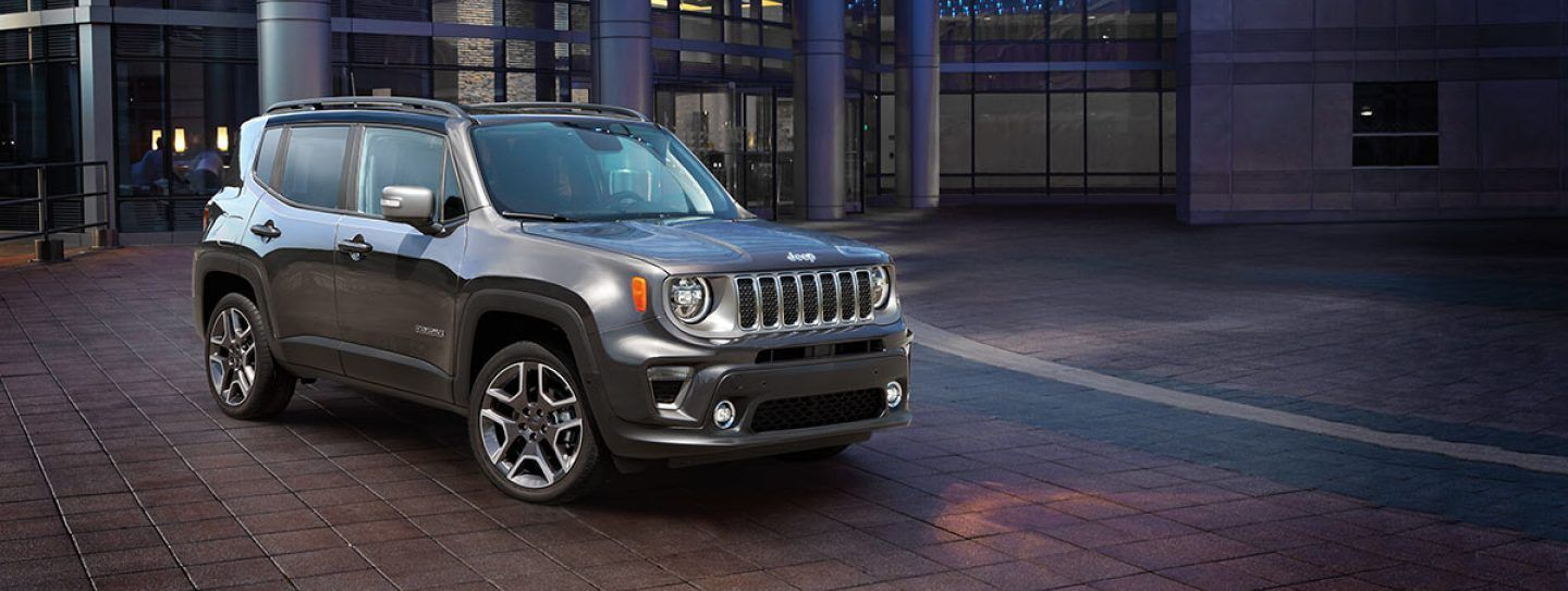 2019 Jeep Renegade Leasing near Norman, OK