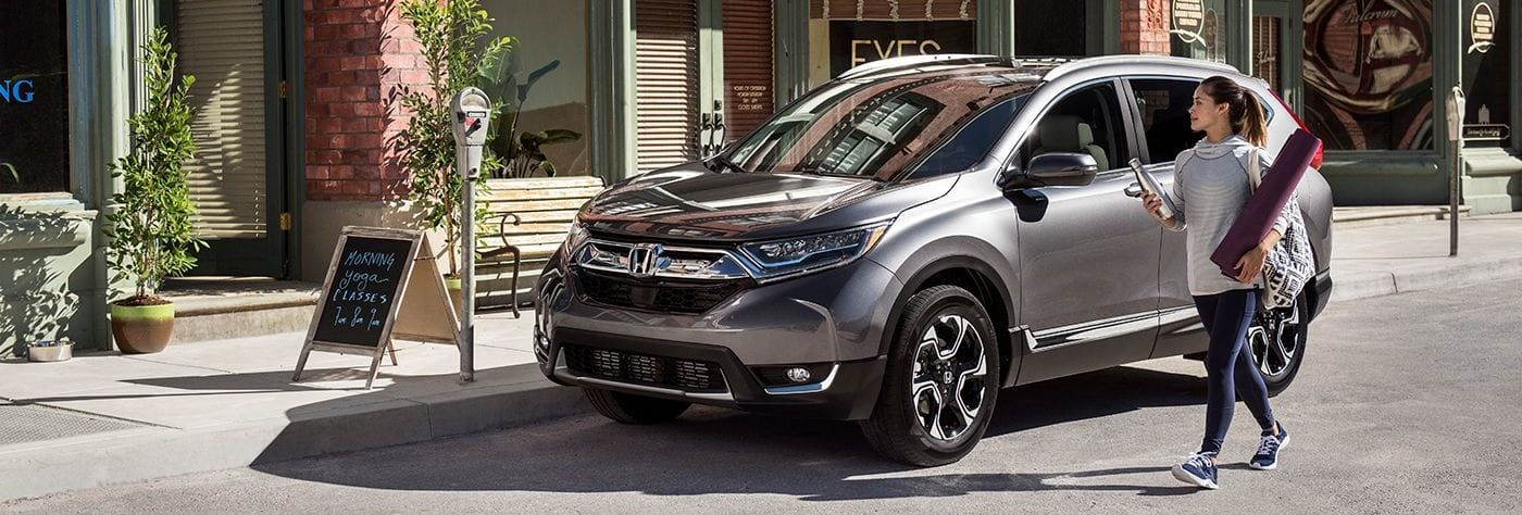 Travel With Style in the 2019 CR-V