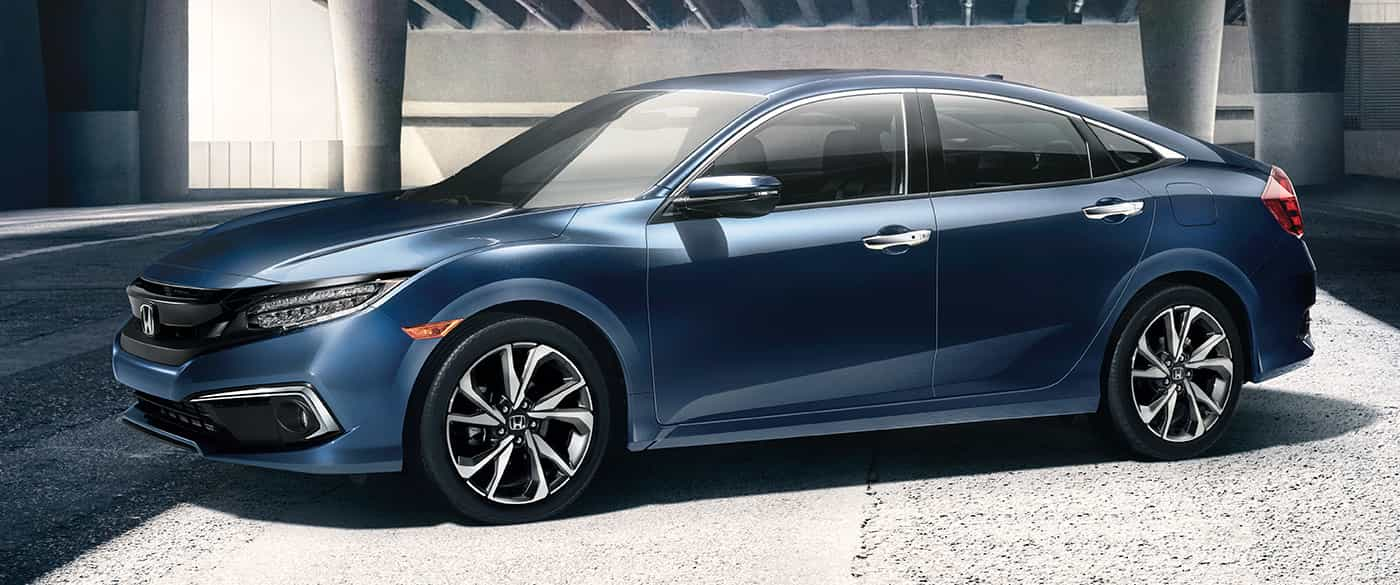 Test Drive the 2019 Civic!