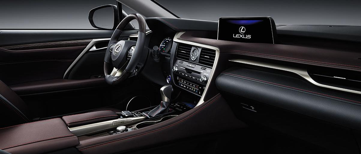 2017 Lexus Rx F Sport Vs Hybrid Trim Levels In Orland Park