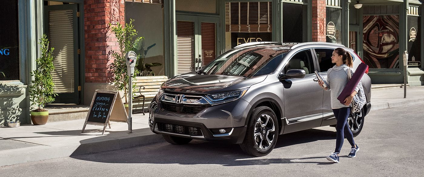 2019 Honda CR-V vs 2019 Nissan Rogue near Naperville, IL