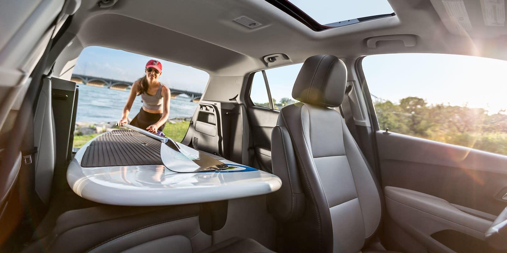 2019 Chevrolet Trax Cargo Space