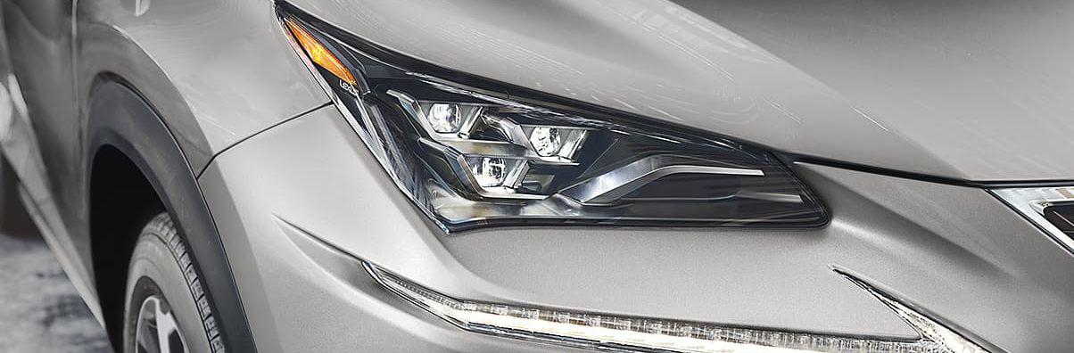 Striking Design of the 2020 Lexus NX 300