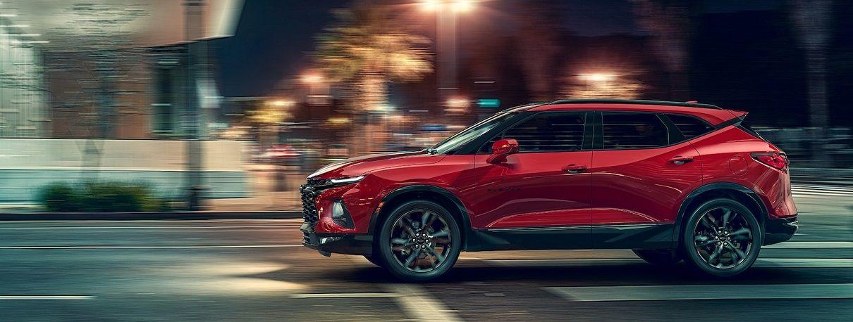 2019 Chevrolet Blazer Financing near Ann Arbor, MI