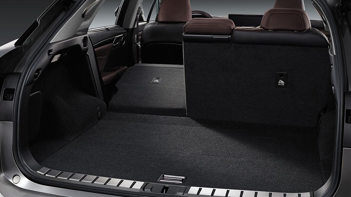 2019 Lexus RX 350 Cargo Area