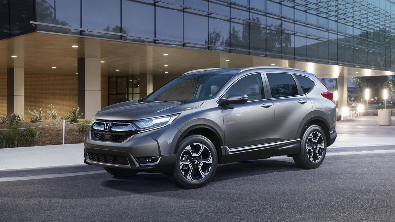 2019 Honda CR-V Financing near Ann Arbor, MI