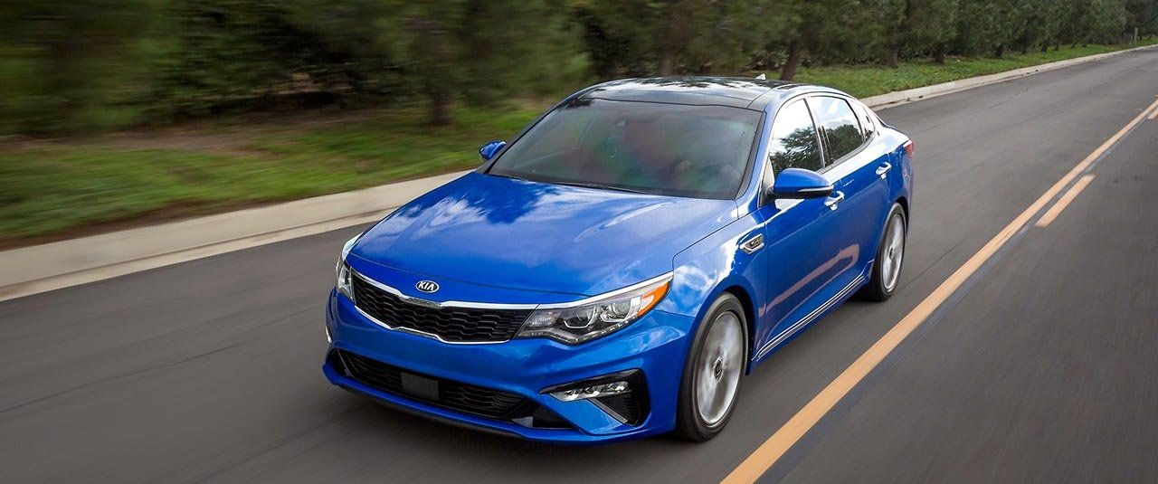 2019 Kia Optima for Sale near Mansfield, OH