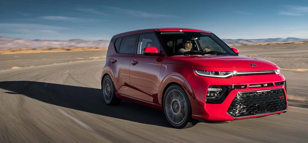 2020 Kia Soul Leasing in North Olmsted, OH
