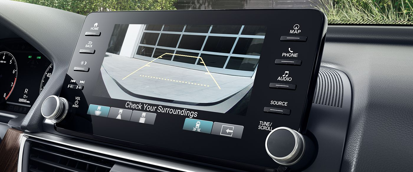 Standard Safety Technology in the 2019 Accord