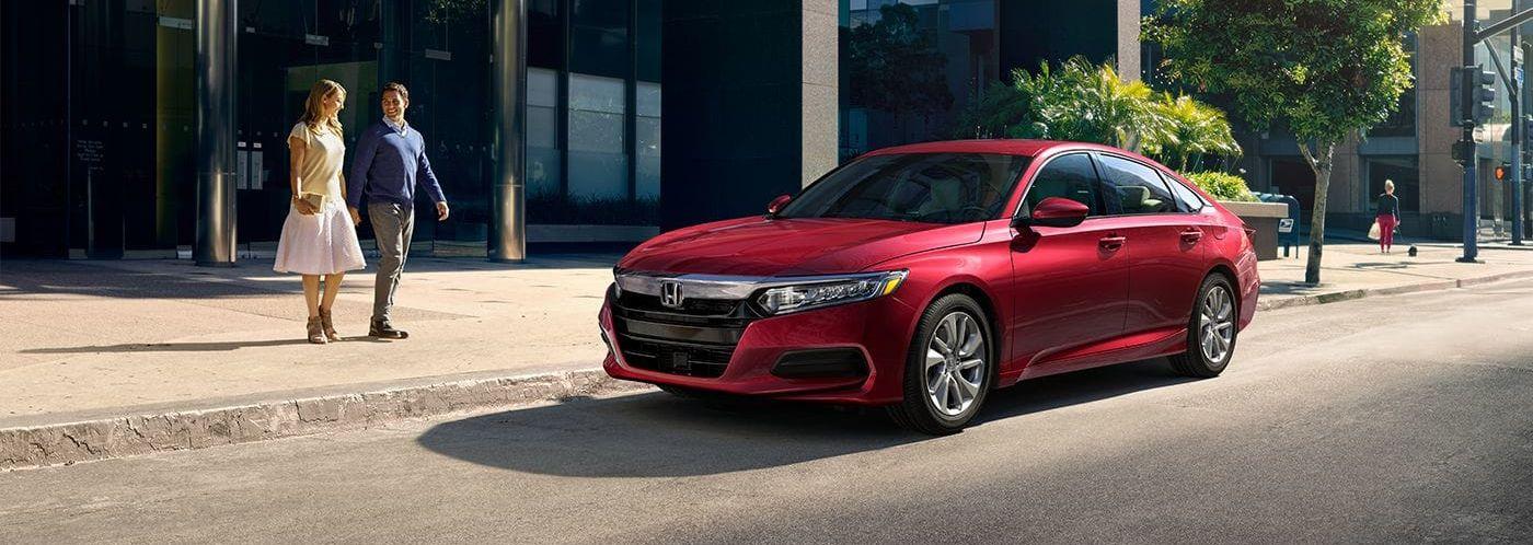 2019 Honda Accord vs 2019 Chevrolet Malibu near Ann Arbor, MI