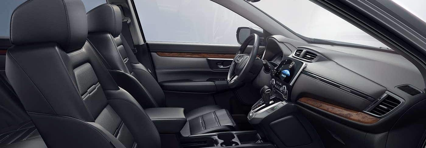 The 2019 CR-V Has a Spacious Cabin