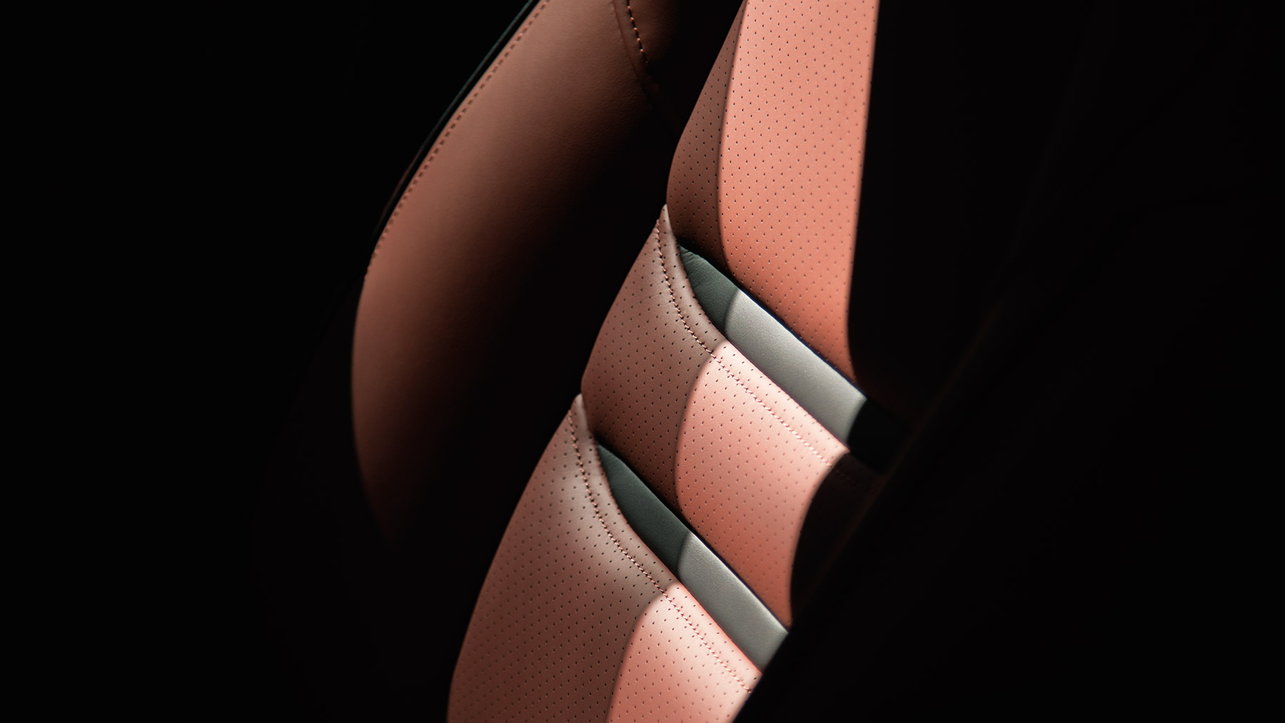Luxurious Upholstery in the 2019 Mazda CX-9