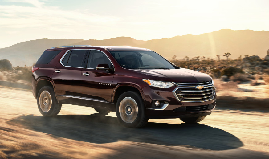 2020 Chevrolet Traverse for Sale near Schererville, IN