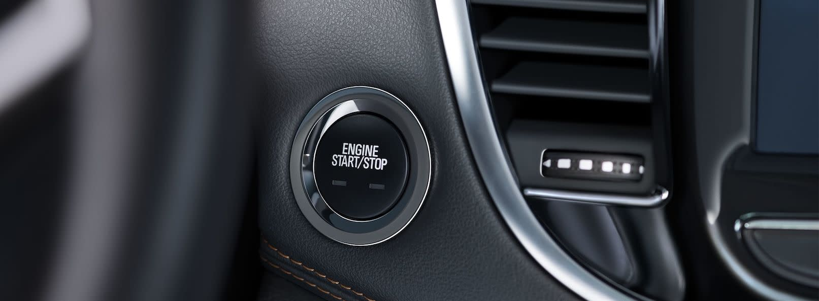 2019 Trax Push Button Start