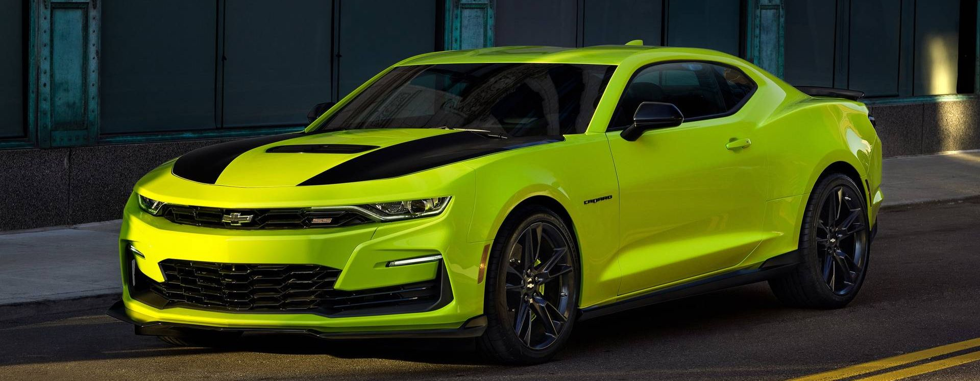 2019 Chevrolet Camaro Financing near Merrillville, IN