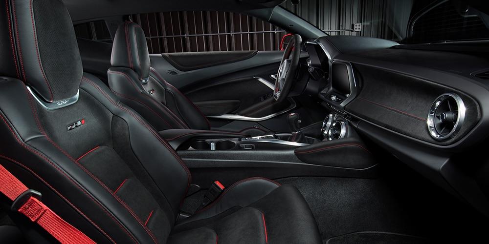 2019 Camaro Interior