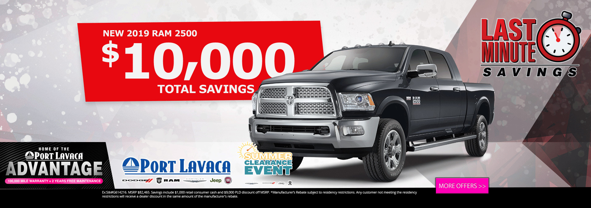Port Lavaca Dodge >> All New Dodge Chrysler And Jeep Specials Port Lavaca Dodge