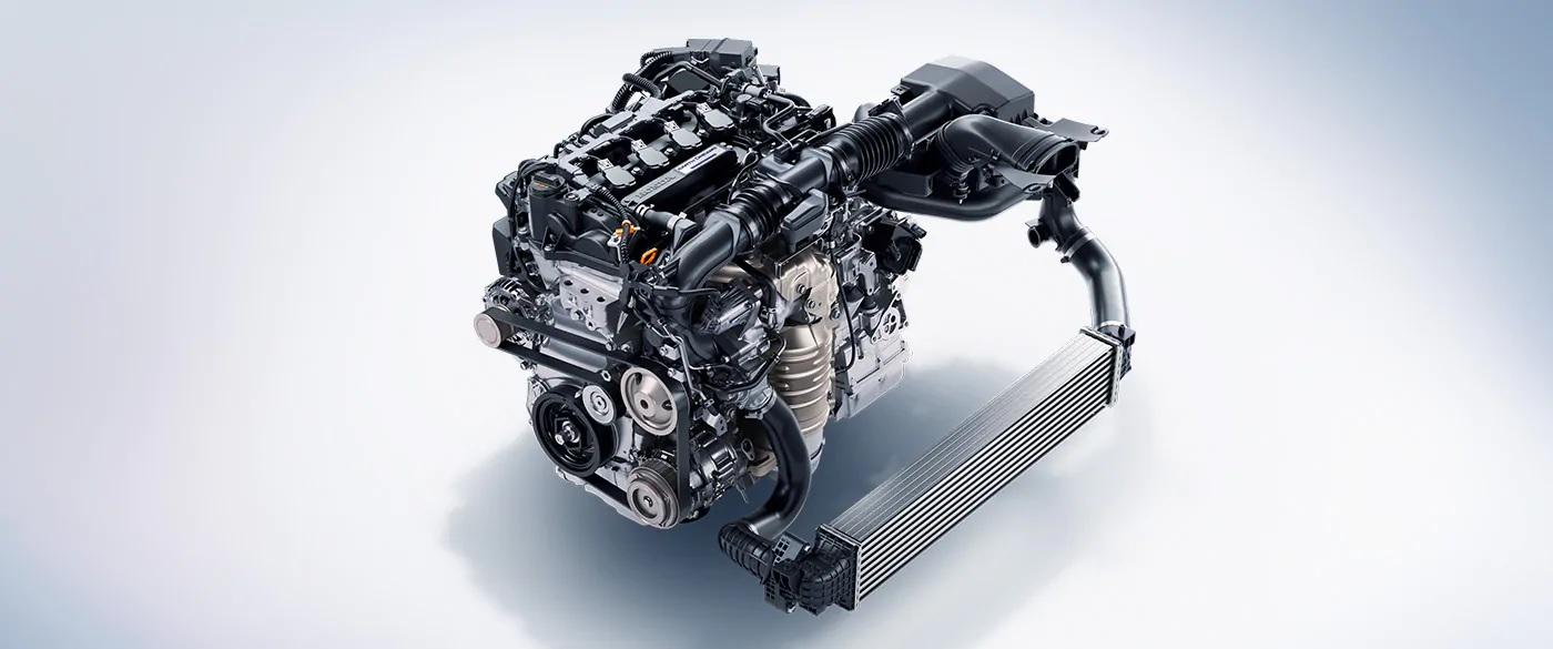 Motor turboalimentado 1.5L del Honda Accord 2019