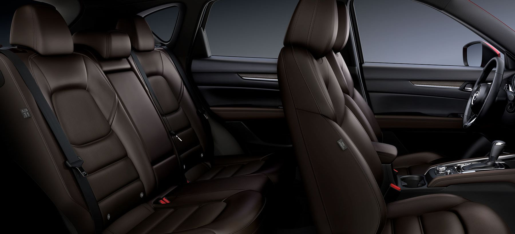 The Roomy Interior of the 2019 Mazda CX-5
