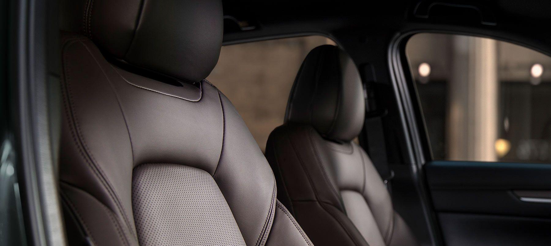 Plush Seating in the 2019 Mazda CX-5