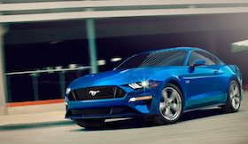 2020 Ford Mustang in Fredericton