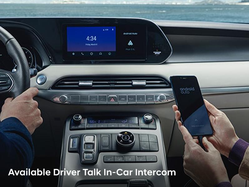 talk-in car technology