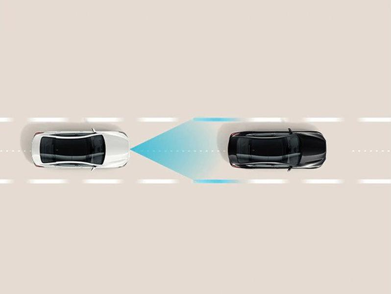 Highway Drive Assist diagram
