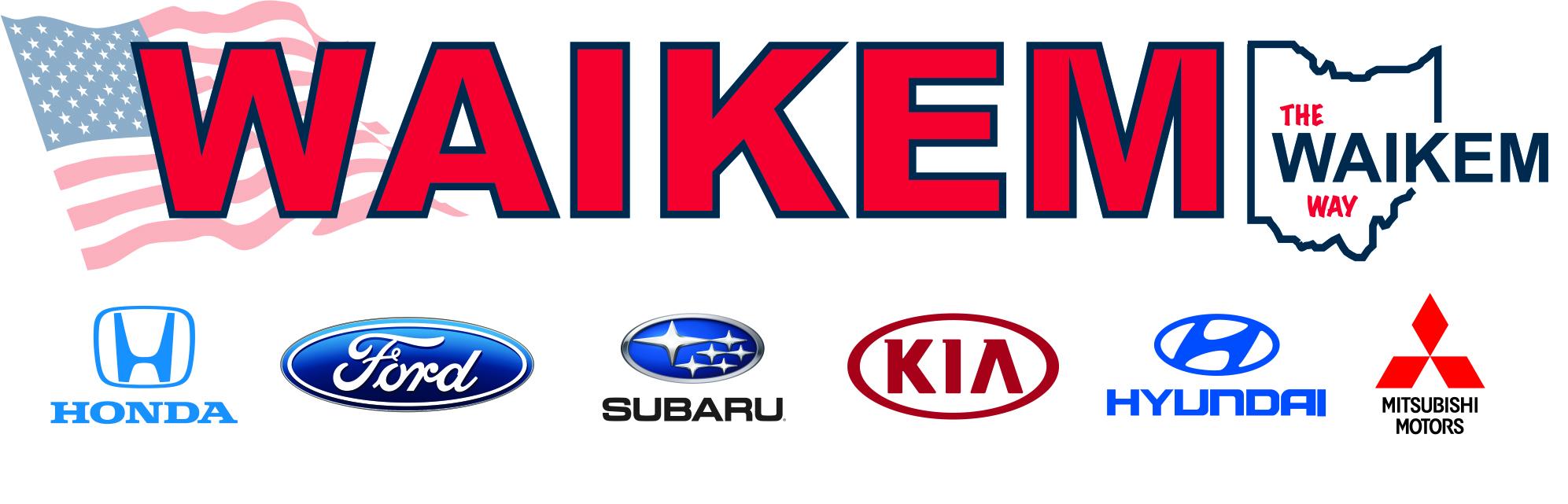 Waikem Auto Family logo