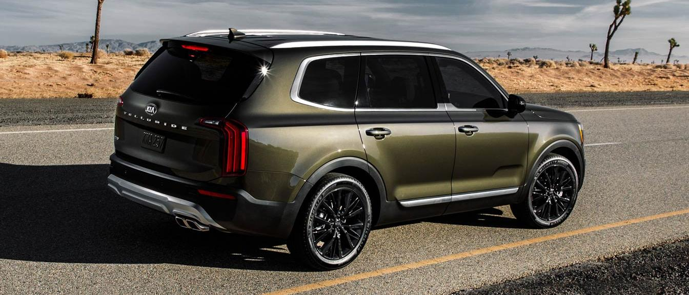 Overview of the new 2020 Kia Telluride