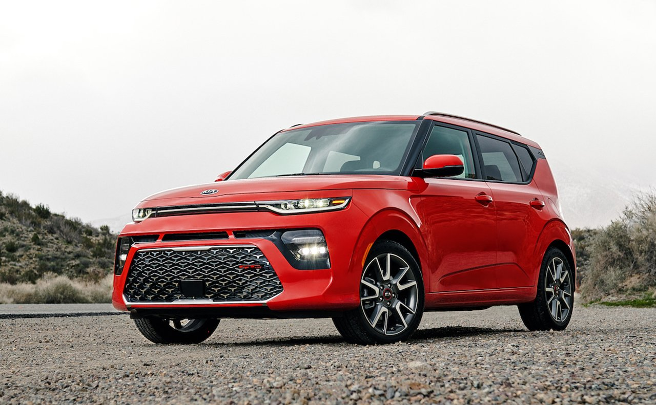 2020 Kia Soul Leasing in Huntington, NY