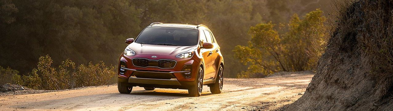 2020 Kia Sportage vs 2019 Ford Escape near North County, CA
